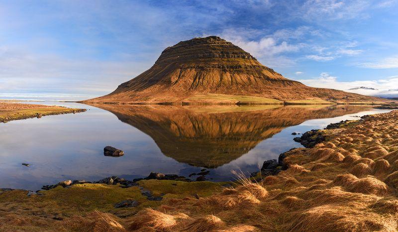 исландия Солнечный «Киркьюфель»photo preview