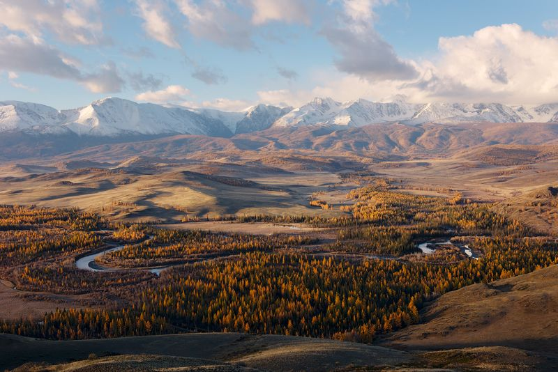 Алтайские просторыphoto preview