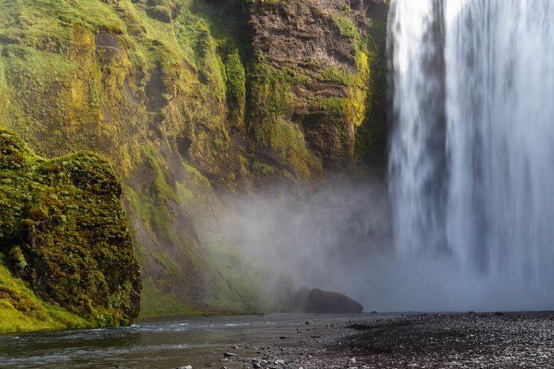 Водопад Свартифоссphoto preview