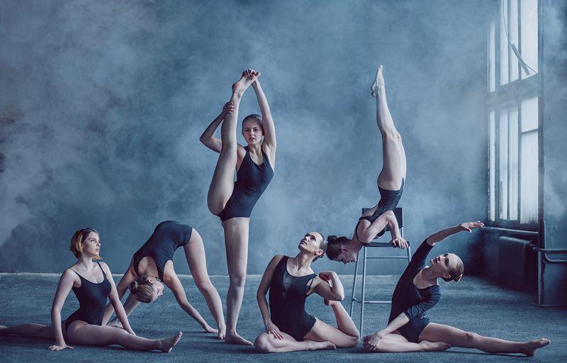 Гимнастки photo preview