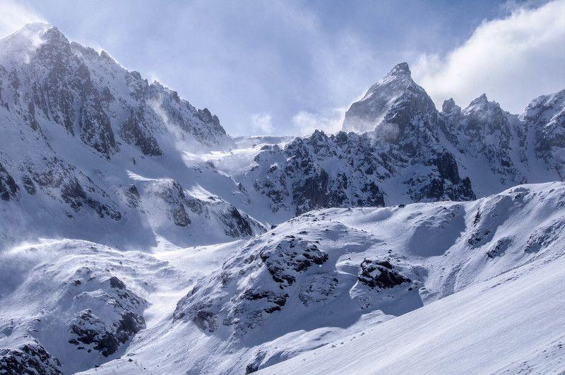 горы, кавказ, архыз, гудовцов Горная стихияphoto preview