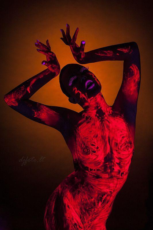djfoto, body painting, uv, uv glow, uv body art, ультрафиолет Карнавал / Carnivalphoto preview