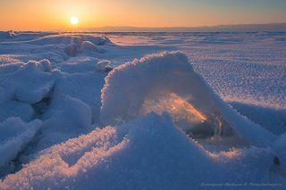 Снежно-ледяные причуды