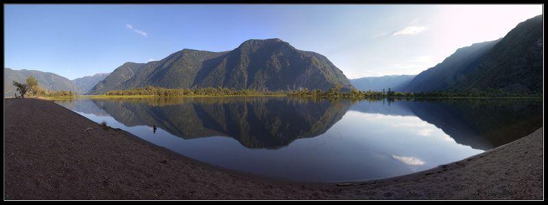 телецкое, озеро, чулышман, кырсай Рассветный Чулышман..photo preview
