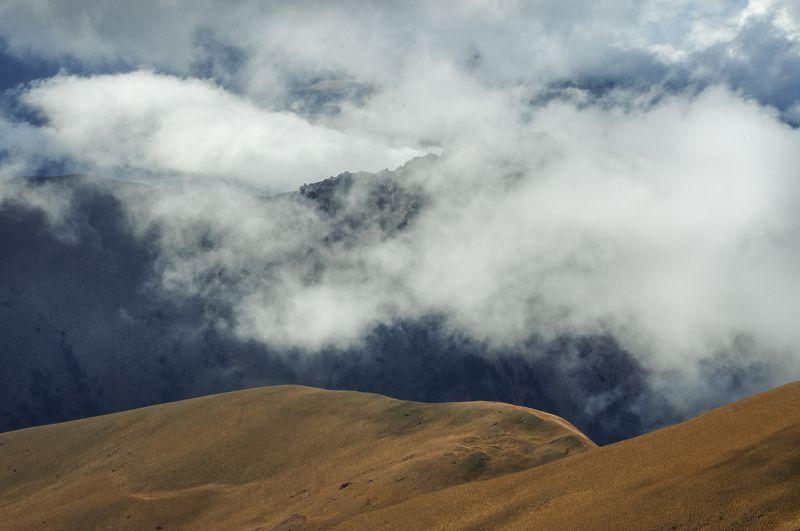 перевал, кавказ, теберда, кчр, гудовцов Перевальное небоphoto preview