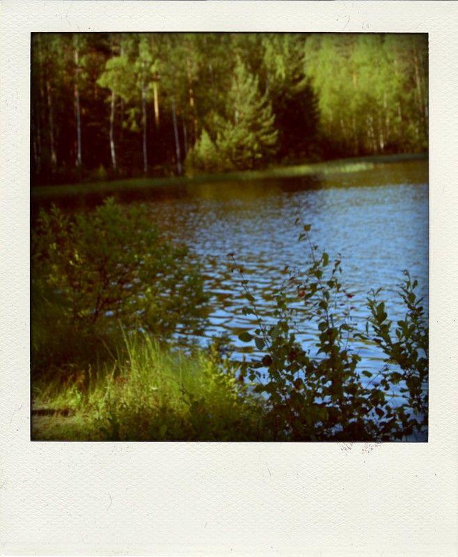 Голубое озеро.photo preview