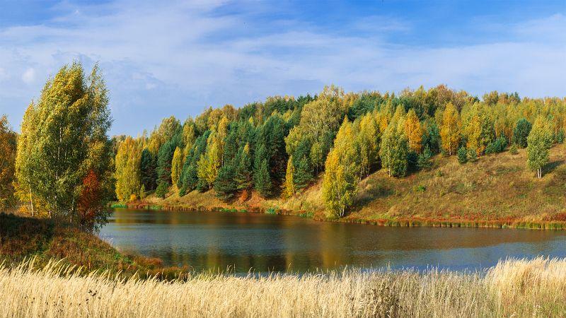 Осень на Чабышевкеphoto preview