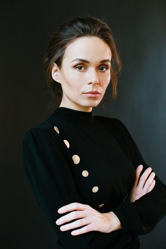 портрет, 50mm, canon, естественный свет Аннаphoto preview