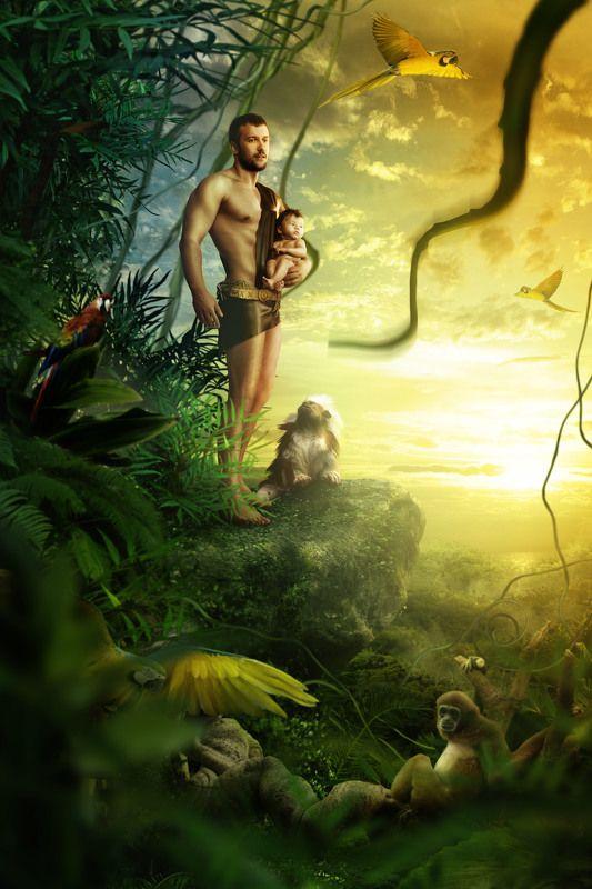Тарзан и его сынphoto preview