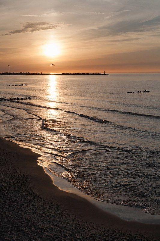 пионерский, балтийское море, калининграсдкая область ***photo preview