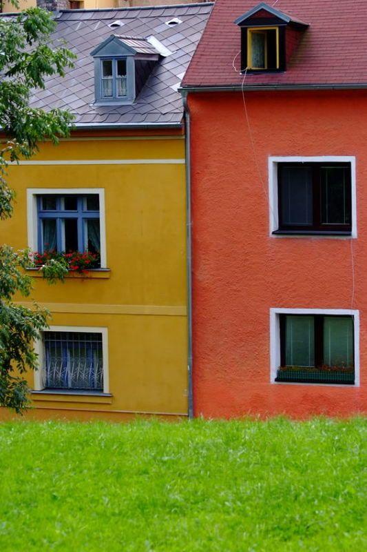 Влюбленные домикиphoto preview