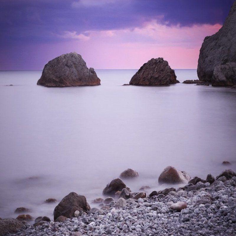 море, камни, крым Млочные берегаphoto preview
