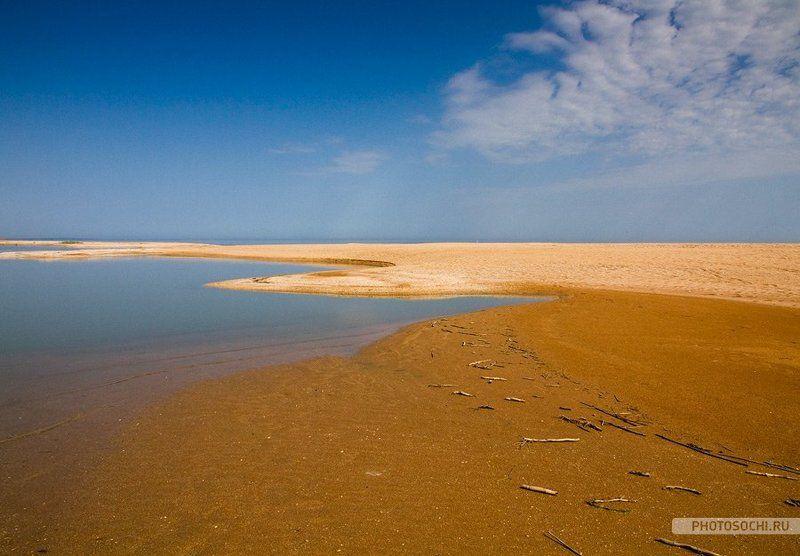 таманский полуостров, азовское море гирлоphoto preview
