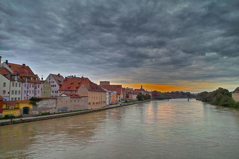 Регенсбург на Дунаеphoto preview