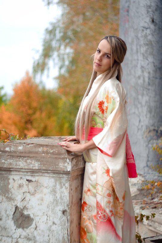 Осень в японском стиле.photo preview