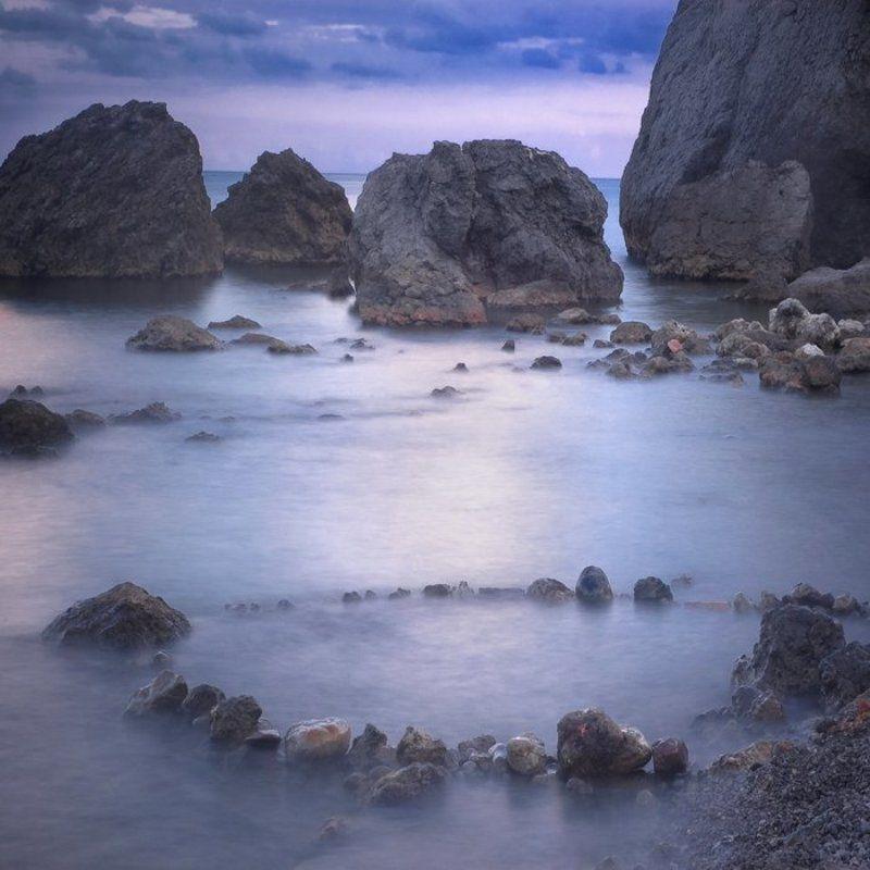 море, камни ****photo preview
