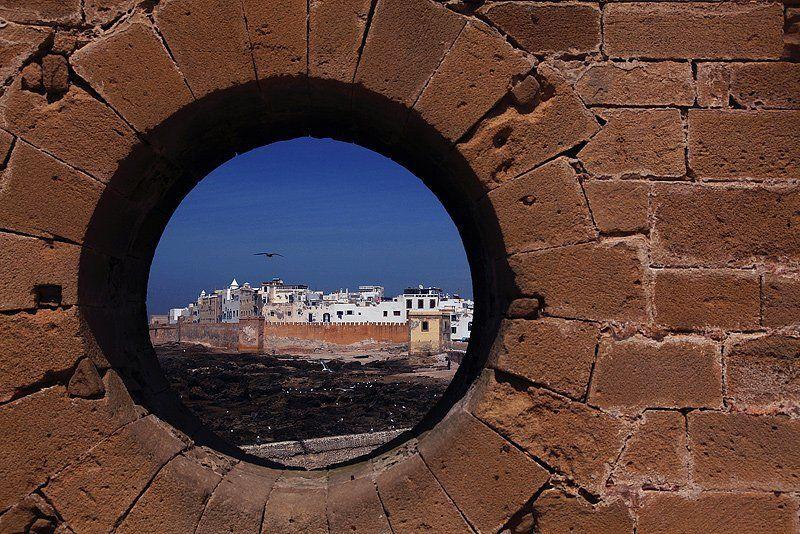 марокко, путешествие, эс-сувейэра, крепость, город Эс-Сувейраphoto preview