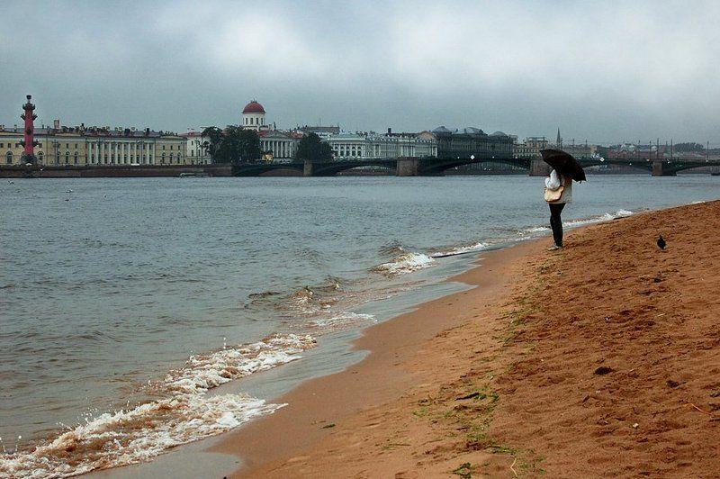 город, питер, настроение, Дождливое настроение...photo preview