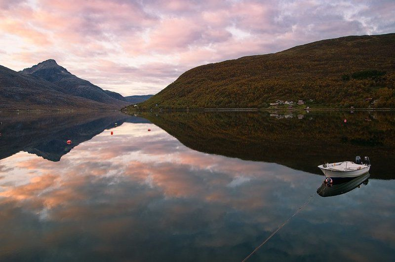 norway, норвегия, море, горы Kaldfjordphoto preview
