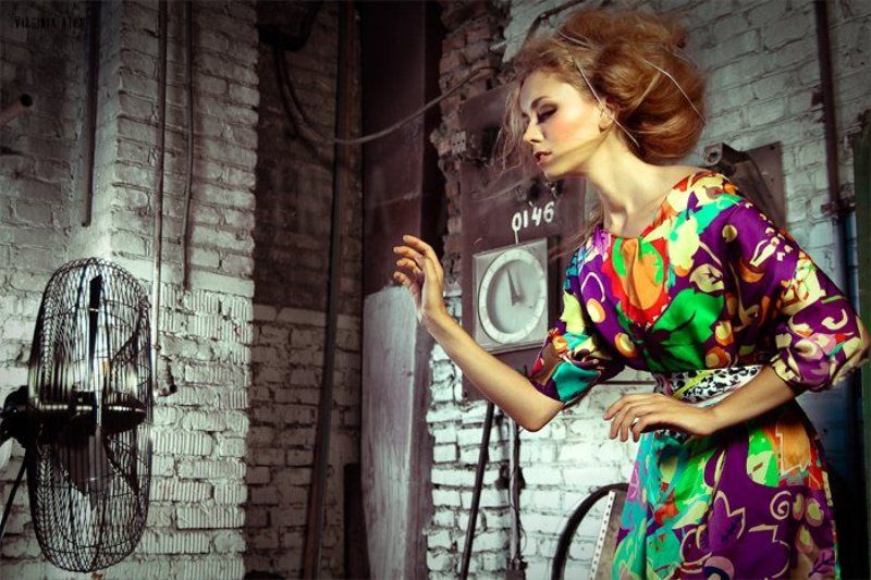marina makarom moscow campaign ss2010photo preview