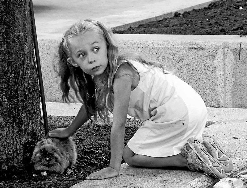 девочка, ребенок Алиса!photo preview