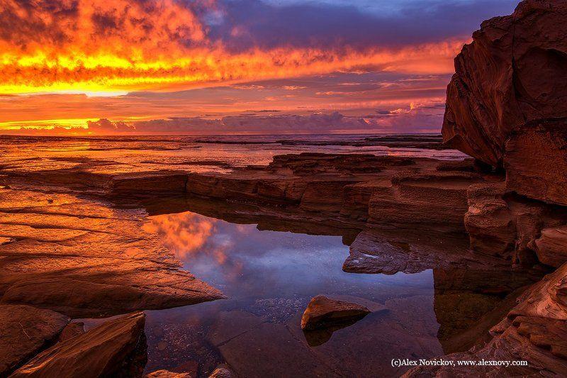 Рассвет в Терригалеphoto preview