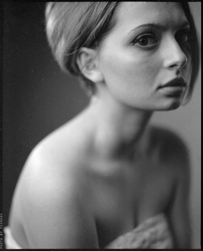 6x7, Ilford FP4 125. T e t a t e tphoto preview