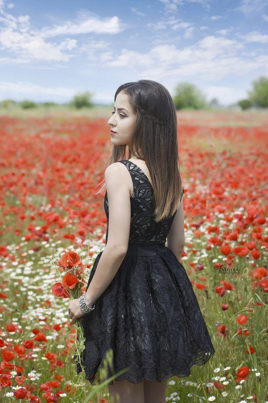 Цветущие поля - Емиphoto preview