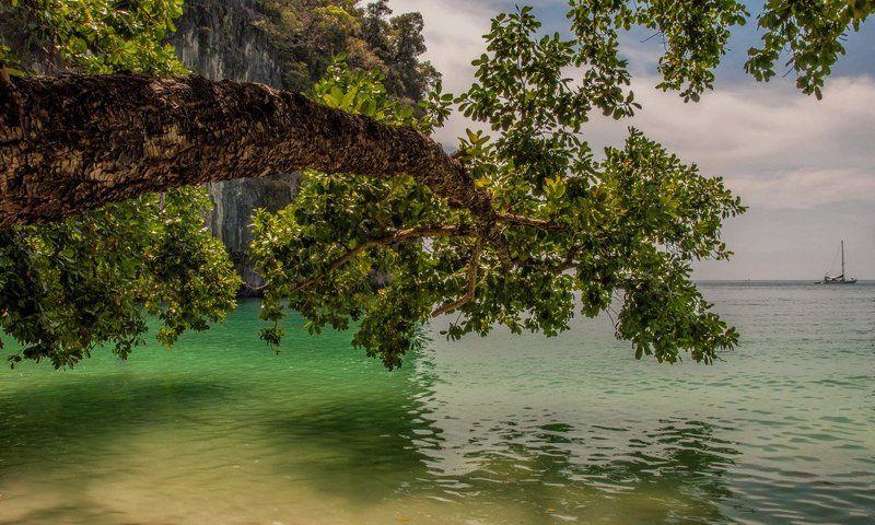 тайланд, пханг-нга в лагунеphoto preview