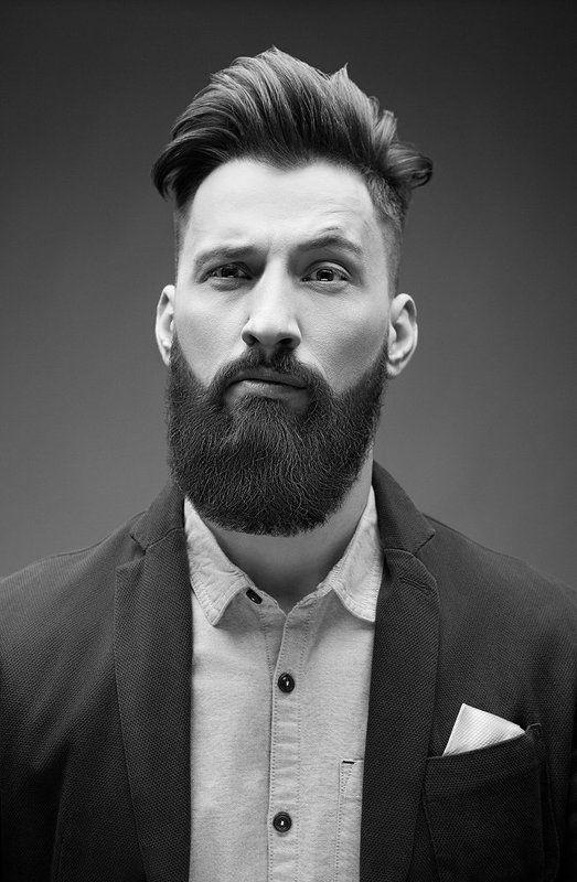 мужчина, портрет, борода *photo preview