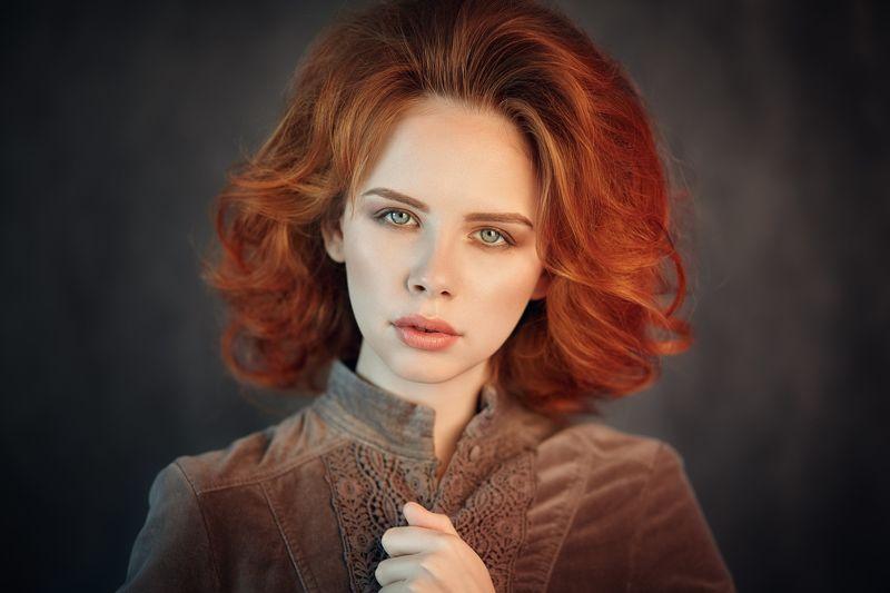 портрет,взгляд,девушка, Еленаphoto preview