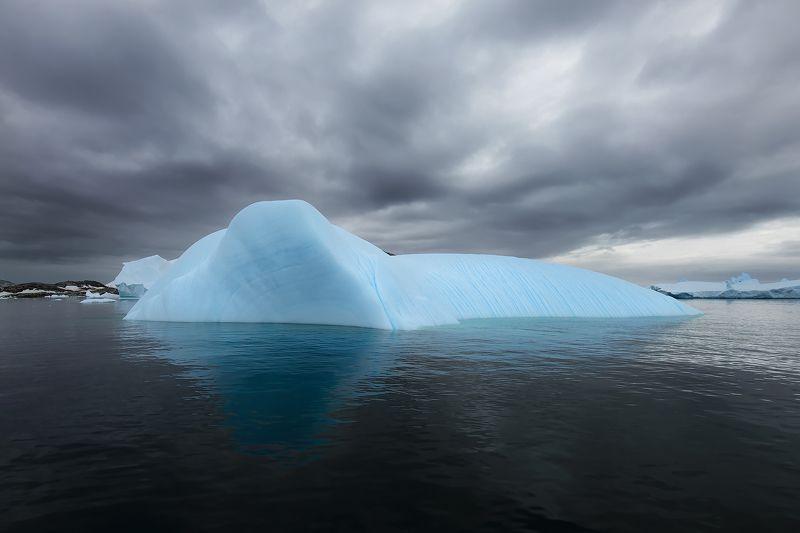 антарктида Где то в Антарктидеphoto preview