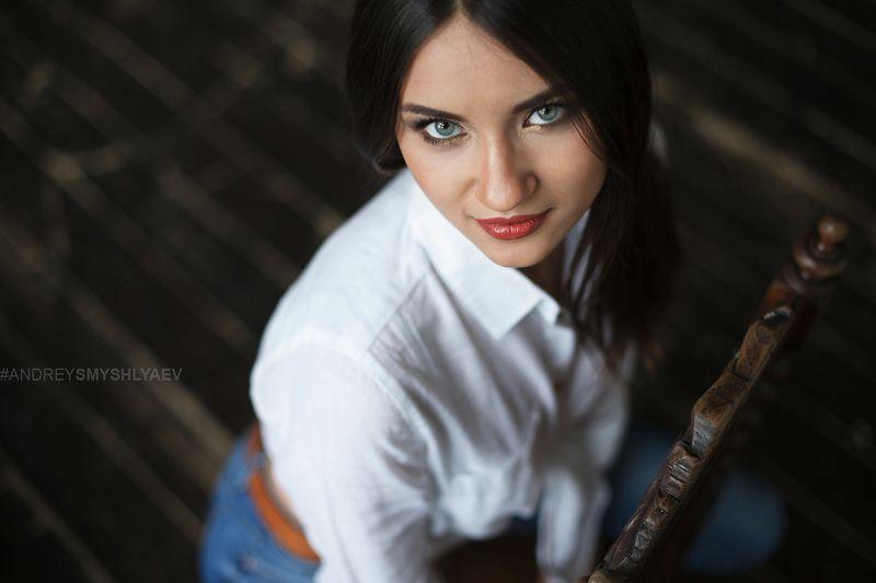 девушка, портрет, смышляев, дневной свет, girl, dayligh, smyshlyaev, зима, россия,челябинск Natalyphoto preview