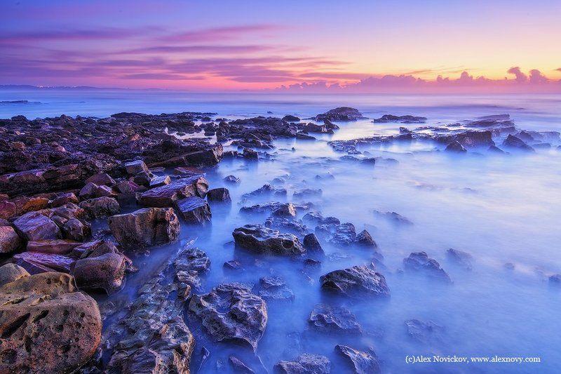 seascape, australia Радужный пляжphoto preview