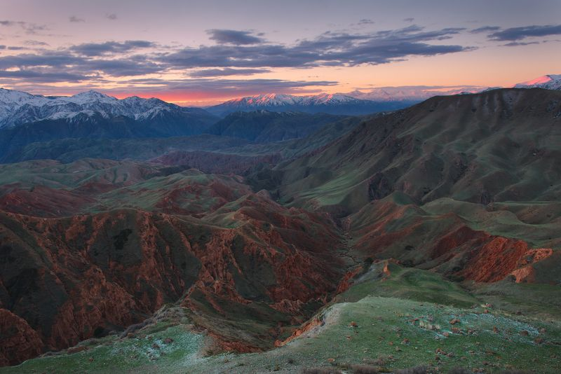 Ущелье Конорчек, Киргизияphoto preview