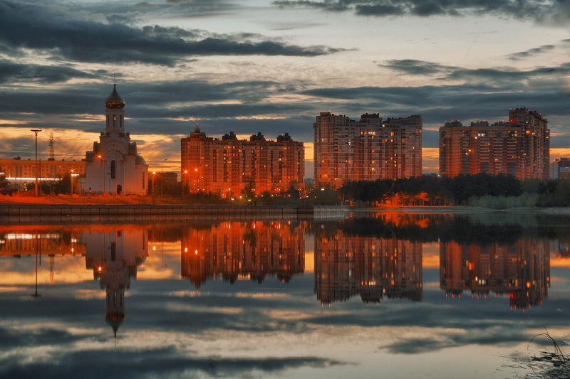 белая ночь,Сургут,Югра белые ночи Сургутаphoto preview