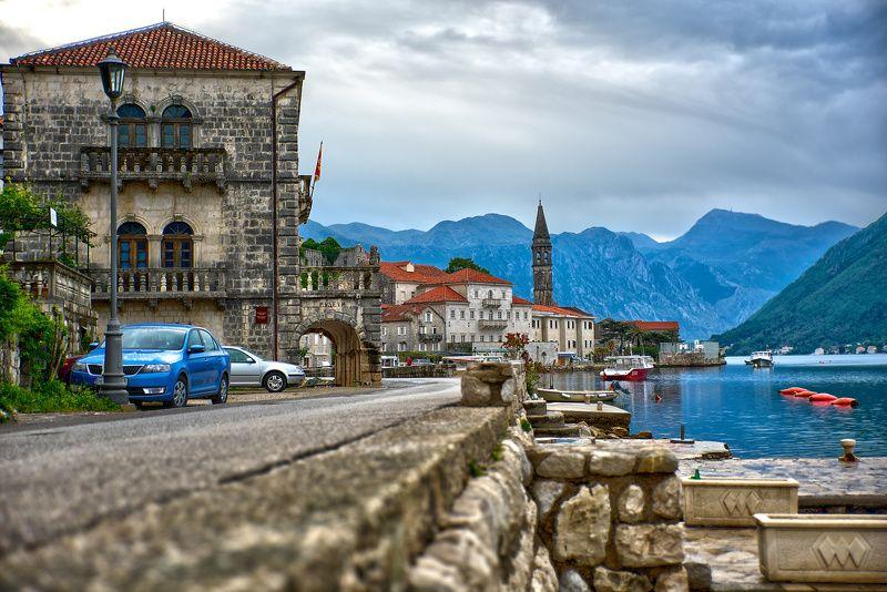 Пераст, Чернгория, Montenegro, Perast Perastphoto preview