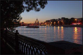 Ночные прогулки на Павелецкой