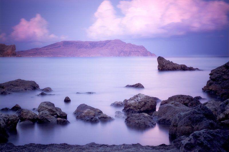 море, камни Спокойствие (цветное)photo preview