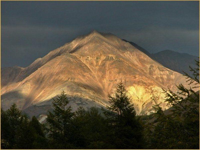 колыма, магадан, колымская трасса, тенька Золотая Тенькаphoto preview