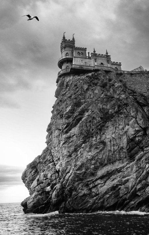 крым, море, горы, ласточкино гнездо (***)photo preview