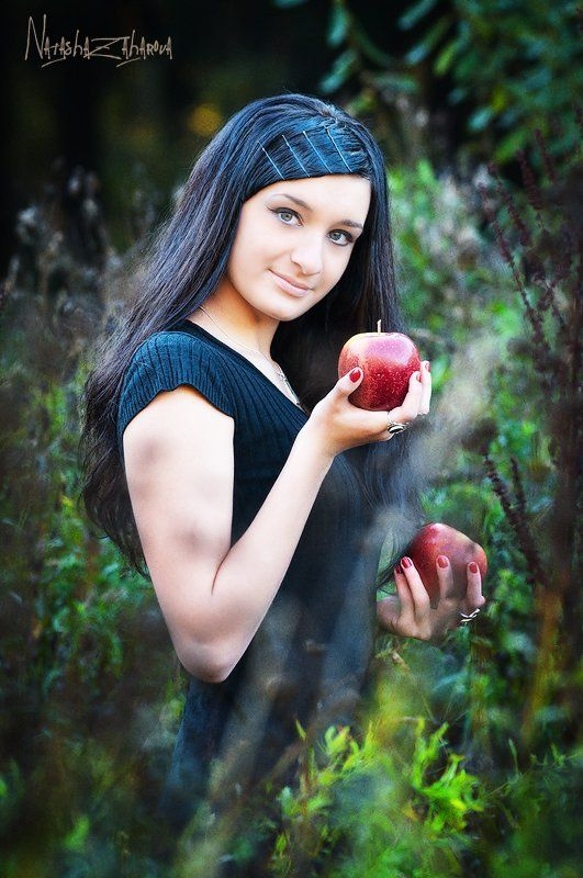 Яблочки...photo preview
