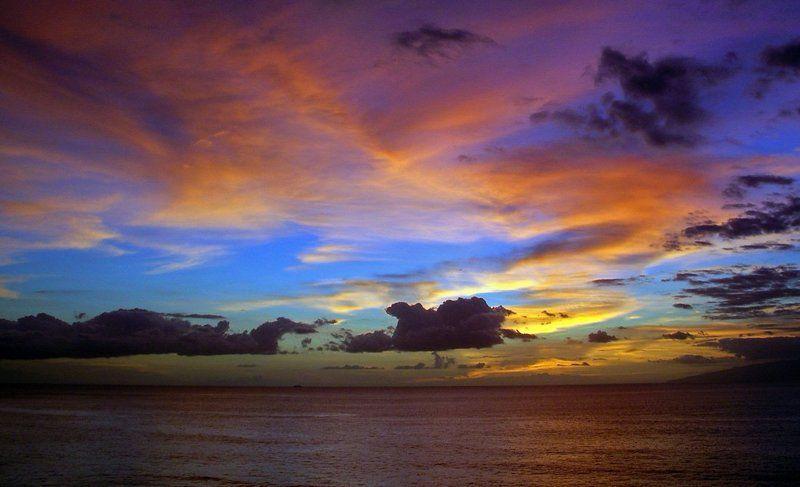 небо, море, облака, завтра, новый, день Завтра будет новый деньphoto preview