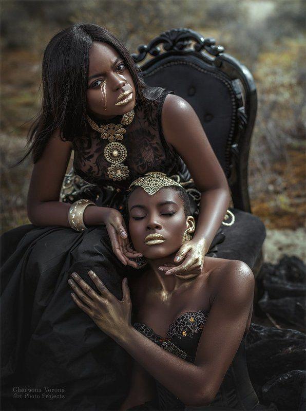 Черное золотоphoto preview
