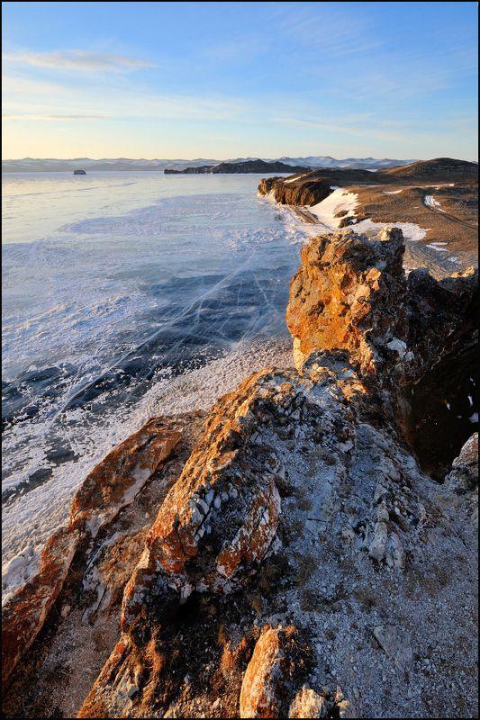 байкал, малое море, ольхон, огой, весна Весенняя прогулкаphoto preview