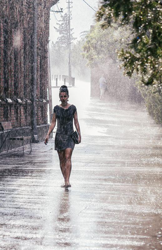Дождь в Тбилисиphoto preview