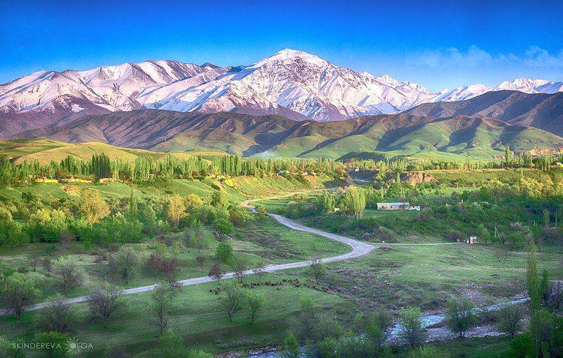 Кыргызстан Рай на Землеphoto preview