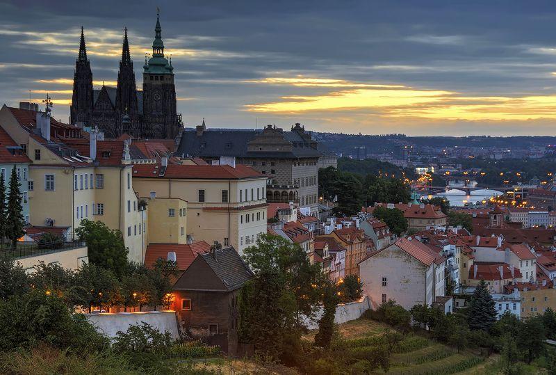 Утренняя Прагаphoto preview