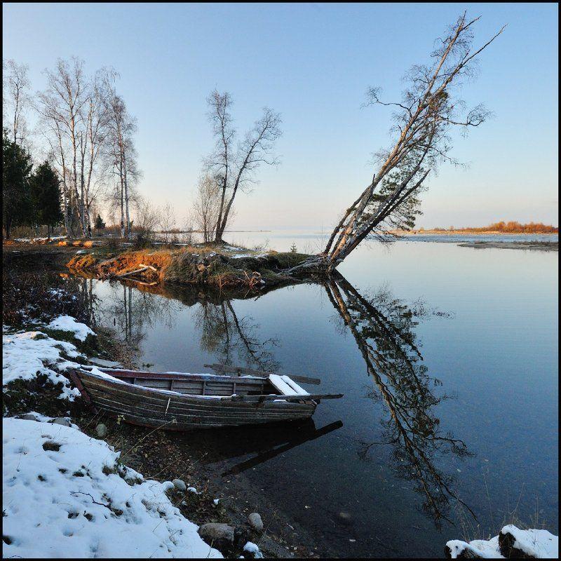 осень, байкал, октябрь Осенняяphoto preview
