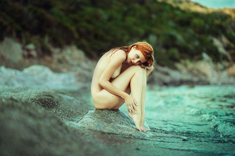 портрет , девушка, сексуальность, эротика , крым , лето Свобода Морейphoto preview